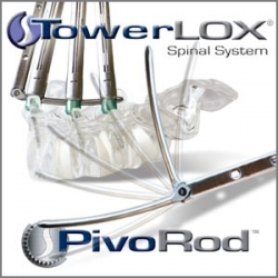 Captiva Spine's TowerLOX™ Minimally Invasive Pedicle Screw System Receives Clearance from FDA