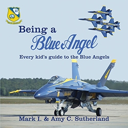 On Veteran's Day, Dunrobin Releases Unique Children's Book on US Navy Blue Angels