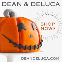 Online Shopping Mall MyReviewsNow.net Spotlights Dean & Deluca Halloween 2012 Catalog