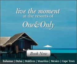 Popular Internet Mall MyReviewsNow.net Announces Promotions at One & Only Luxury Resorts