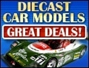 Online Shopping SuperStore MyReviewsNow.net Affiliate Diecast Models Wholesale Announces Newly Featured Cars