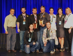 Devils Backbone Brewing Company Takes National Title Small Brewpub and Small Brewpub Brewer of the Year at the 2012 Great American Beer Festival