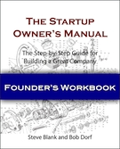 Zoomstra Partners with Steve Blank to Launch The Founder's Workbook, Online Companion to the Startup Owner's Manual