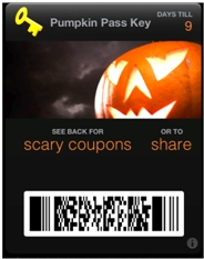 Put a Pumpkin in Your Passbook