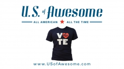 U.S. of Awesome Launches 2012 Vote Campaign: Don't be a Monkey, Vote!