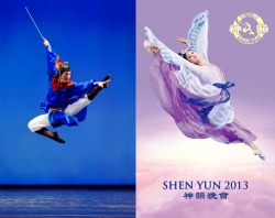 Shen Yun Performing Arts Returns to the Broward Center's Au Rene Theatre