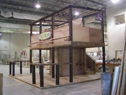Lucky Exhibits Is The Leader In Two Story Double Deck