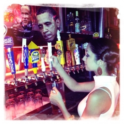 """Barney's Beanery Turns Up the Election Heat with """"Rock the Beer Vote"""""""