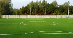Act Global Sports Achieves FIFA Two Star Certification with Advanced Woven Turf System