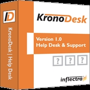 Inflectra Releases KronoDesk That Takes Your Customer Support to the Next Level