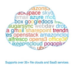 FinSer Uses Storage Made Easy Cloud Service Broker with RackSpace Cloud Storage