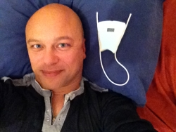 Indiegogo Campaign to Help Men Love Mornings (by Waking Them Up with a Vibrating Pleasure-Clock)