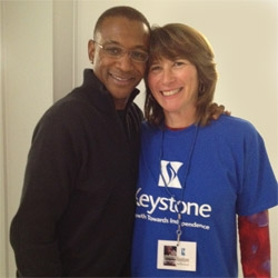Comedy Night with Tommy Davidson Introduces Keystone House to a New Audience