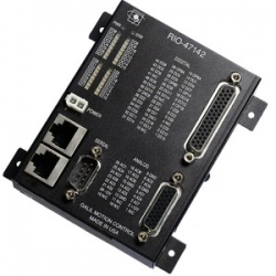 Galil's New RIO-47142 Pocket PLC with Two Ethernet Ports