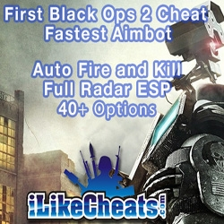 Call of Duty Black Ops 2 Cheats and Hacks by ilikecheats.com