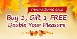 Audio4fun Says Thanks on Thanksgiving