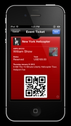 Checkfront Integrates with Apple Passbook for Express Mobile Bookings