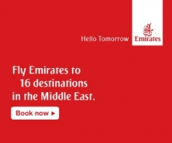 Online Travel Agent MyReviewsNow.net Features Emirates' Special Fares Until January 10