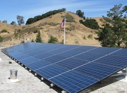 SolarCraft Completes Solar Power System for Sunny Hills Services