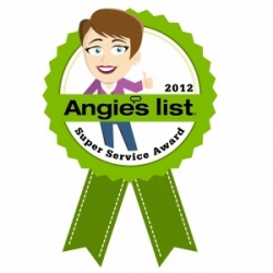 Advanced Film Solutions Orlando Window Tinting Earns Angie's List Super Service Award 2012 for Second Straight Year