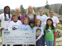 The Pulis Family and Camp Thoreau, Inc. Continue to Support the Children's Summer Camp Experience