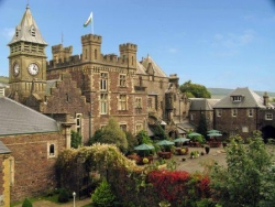 Castle Wedding Venue in South Wales Offers Couples Free Exclusive Use if 50 Guests Stay Overnight