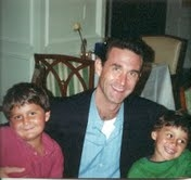 Colin Bower, a Mass. Father of Two Kidnapped American Boys Who Has Been Working with Sen Kerry for the Past Three Years to Bring His Boys Home on Sen Kerry's Nomination