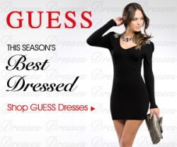 Guess clothing for women