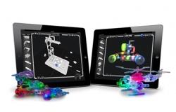 LeewayHertz Releases Unique 3D Laser Pegs® iPad App