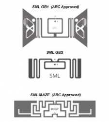 SML Group Ltd. Expands Into Inlay Design and Production with the Launch of Three New UHF RFID Inlays, Aimed at the Global Retail Apparel & Textile Markets