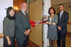 Saddleback Memorial Medical Center Dedicates New Bonding Room at The Women's Hospital