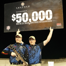 Championship Shooting Event Set for Las Vegas Venue
