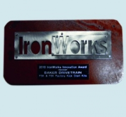 IronWorks Innovation Award Winners Announced
