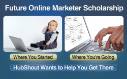HubShout Announces Winners of 2012 Online Marketing Scholarship