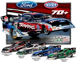 Experience the Speed, Power and Adrenaline of Drag Racing in 1/8th Scale with New Products from Traxxas Available at STO Racing Products