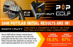 At the 2013 PGA Merchandise Show in Orlando, at Booth #891, A New Kind of Putter Will Be Unveiled; the Innovative Point N Putt Putter from PNP Golf - Wows the Golf World