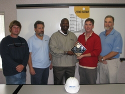 Balfour Beatty Construction Honored with Liberty Mutual's Top Safety Award