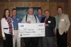 Texas Self Storage Association Donates $70,000 to Shriners Children's Hospital in Galveston