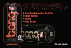 BANG® – as Official Energy Drink of NHL Florida Panthers & BB&T Center