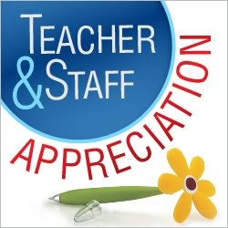 Celebrate Today's Educators During Teacher and Staff Appreciation Week 2013