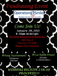 SEE Marketing Fundraising Event for Operation Smile – Great Success!
