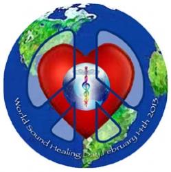 World Sound Healing Day in Cincinnati – February 15, 2013