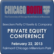 Chicago Area PE Professionals and Students Gather for 12th Annual Private Equity Conference