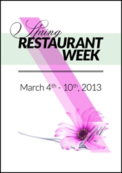 Arena Sponsors Nashua Spring Restaurant Week with 15% Off Sandwiches and Entrées March 4th – 10th