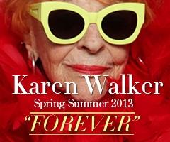 Karen Walker Sunglasses 2013