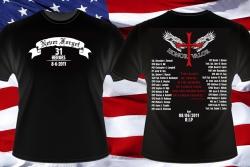 American Hero T Shirt Launches 31 Heroes Patriotic Apparel