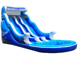 Bouncer Depot Announces Release of 3 New Commercial Grade Inflatable Water Slide