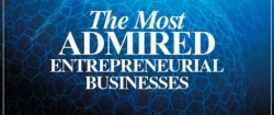 Beach Organics Recognized as One of 100 Most Admired Entrepreneurial Businesses