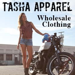 Tasha Apparel Celebrates 12 Years of Growth with New Website