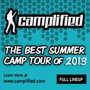Camplified Summer Concert Tour Accepting Artist Submissions for Summer 2013
